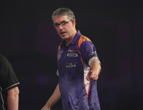 Smith Seals Ally Pally Return / Murschell Claims Price Scalp
